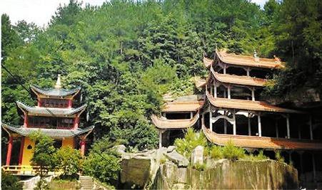 天台慈恩寺推短期出家 食宿全免寺庙有wifi 台州在线 台州网络电视台