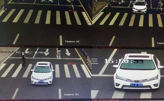 重磅!台州市区这三条斑马线不礼让,罚100记3分