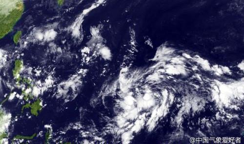 """17号台风""""鲇鱼""""可能给台州市带来强降水"""