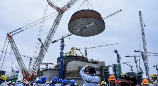 李克强:确保核电建设和运营管理绝对安全 不断提升我国核电研发制造水平
