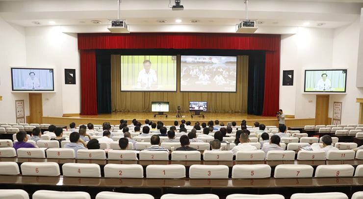全省党政领导干部依法行政专题研讨班6月26日开班