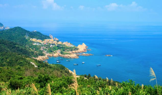 """台州人的""""蓝色粮仓""""丨大陈海域晋升国家海洋牧场示范区"""