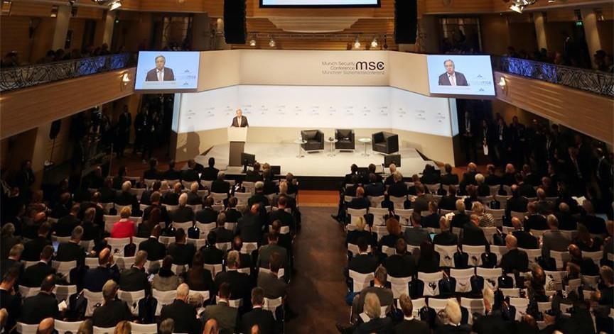 中国为不安的世界注入正能量——写在第54届慕尼黑安全会议闭幕之际