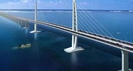 """珠澳大桥融入台州元素 一起创造""""世界奇迹"""""""