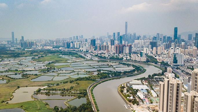 从深圳发展奇迹看中国改革开放40年