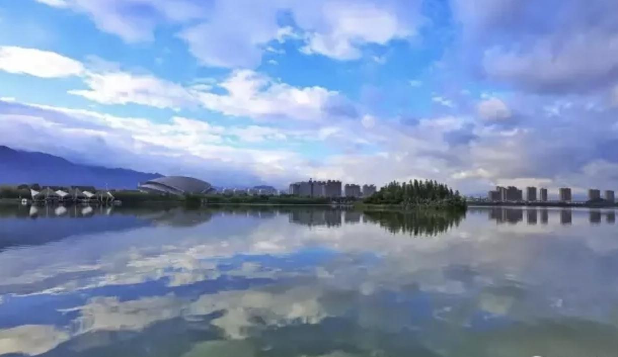 """临海灵湖""""晋级""""国家4A级景区"""