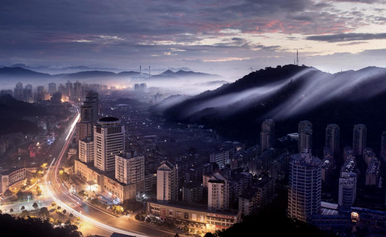 中国地级市全面小康指数百强榜出炉,台州位居25名