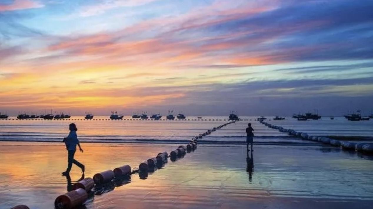 """台州这座小镇,美成了中国版""""五渔村"""""""