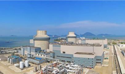 """三门核电1号机组完成168小时""""连续工作"""",具备商运条件"""