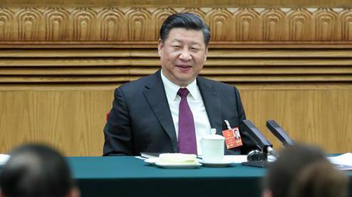 中共中央政治局召開會議 習近平主持