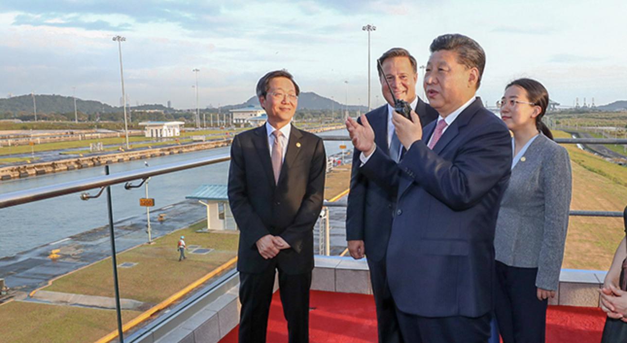 當世界渴望傾聽中國 --習近平主席出席二十國集團領導人第十三次峰會紀實
