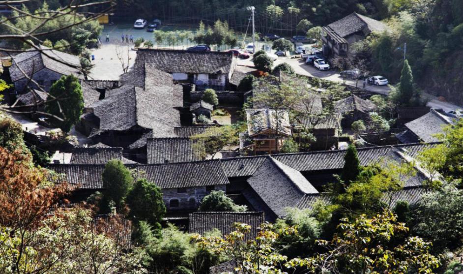 """台州这十个村跻身""""国字号""""传统村落之列!"""