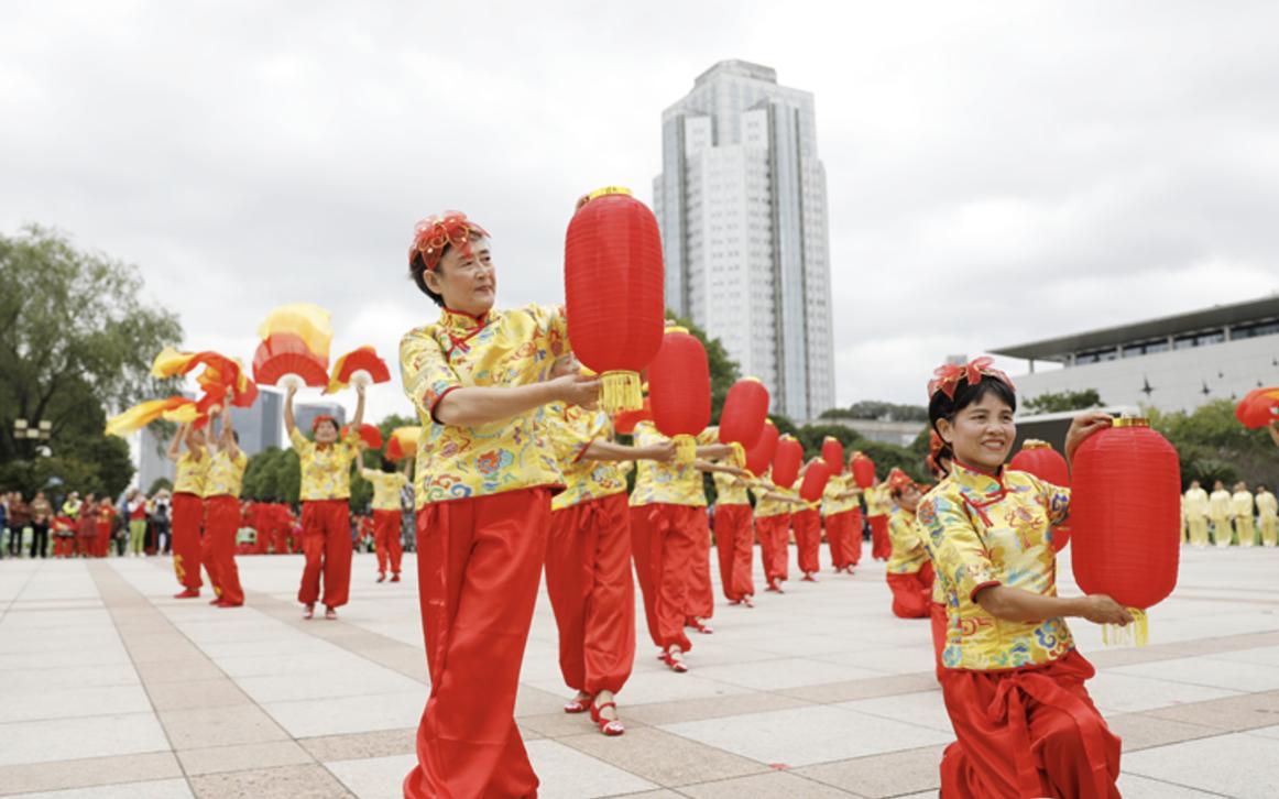 市里开了会,要为台州人民增加文化获得感 、幸福感