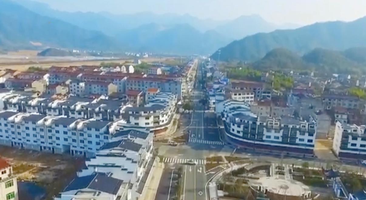 """台州:环境整治让小城镇""""美丽蜕变"""""""