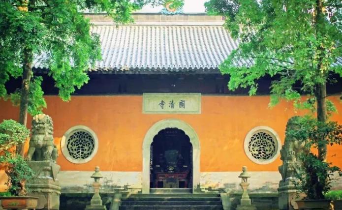 天臺國清景區、赤城景區等恢復正常開放